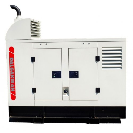 Генератор Dalgakiran DJ 176 CP | 128/140,8 кВт (Туреччина)