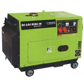 Генератор Dalgakiran DJ 7000 DG-ECS | 6/7 кВт (Туреччина)