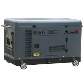 Генератор Matari MDA12000SE3 | 9,5/10 кВт (Япония)