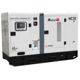 Генератор Matari MC30   28/31 кВт (Япония)