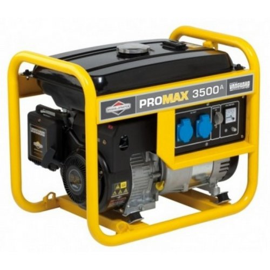 Генератор Briggs & Stratton Pro Max 3500A  2,7/3,4 кВт (США)