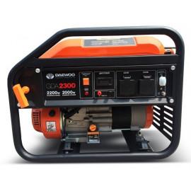 Генератор Daewoo GDA 2300 | 2/2,2 кВт (Корея)