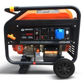 Генератор Daewoo GDA 8000 Е | 7/7,5 кВт (Корея)