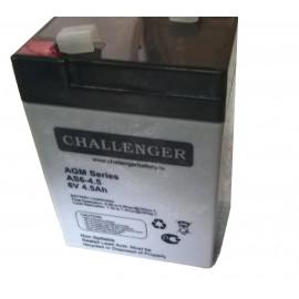 Аккумуляторная батарея Challenger AS 6-4.5