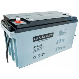 Аккумуляторная батарея Challenger A12-75