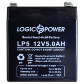 Аккумуляторная батарея LogicPower 12V 5.0Ah