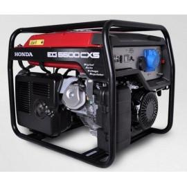 Генератор Honda EG 5500 CXS| 5/5,5 кВт (Япония)