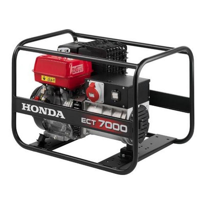 Генератор Honda ECT 7000 K1   6,5/7 кВт (Япония)