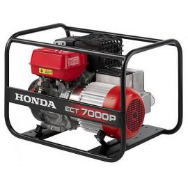 Генератор Honda ECT 7000 P1 GV | 6,5/7 кВт (Япония)