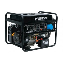 Генератор Hyundai HHY 7000 FGE   5/5,5 кВт (Корея)