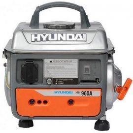 Генератор Hyundai HHY 960 А | 0,75/0,85 кВт (Корея)