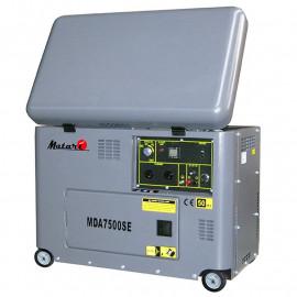 Генератор Matari MDA 7500 SE | 4,5/5 кВт (Япония)