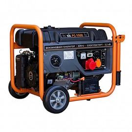 Генератор NiK PG 5500 | 5/5,5 кВт (США)