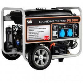 Бензиновый генератор NIK PG 3800 БУ | 3,2/3,8 кВт (США)
