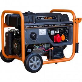 Генератор NiK PG 6300 | 4,6/5 кВт (США)