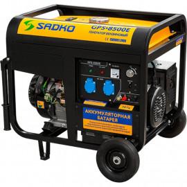 Генератор Sadko GPS-8500E | 7/7,5 кВт (Словения)
