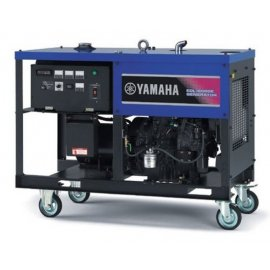 Генератор Yamaha EDL16000E | 12/13,2 кВт (Япония)