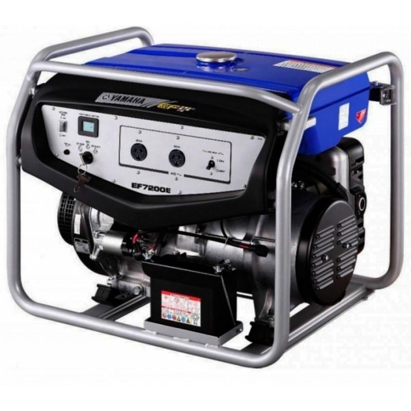Генератор Yamaha EF7200E | 5/5,5 кВт (Японія)