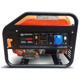 Генератор Daewoo GDA 6800 | 5/5,5 кВт (Корея)