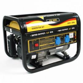 Генератор Forte FG3500 | 2,4/2,7 кВт (Китай)