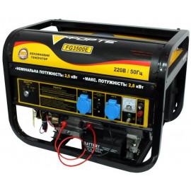 Генератор Forte FG3500E | 2,5/2,7 кВт (Китай)