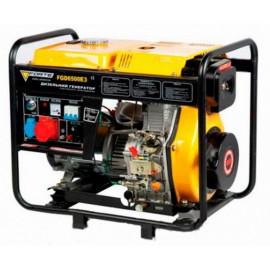 Генератор Forte FGD6500E3 | 5/5,5 кВт (Китай)