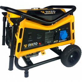 Генератор Rato R6000WЕ | 5,7/6 кВт (Китай)