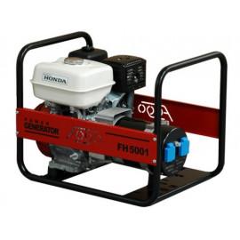 Генератор Fogo FH 5001 | 4,3/5 кВт (Польша)