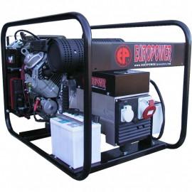 Генератор Europower EP10000E | 9/10 кВт (Бельгия)