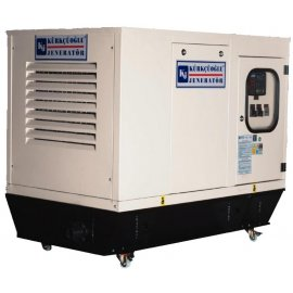 Генератор KJ Power 5KJT 15 | 11/12 кВт (Турция)