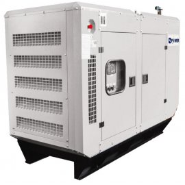 Генератор KJ Power 5KJА 50 | 36/40 кВт (Турция)
