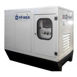 Генератор KJ Power 5KJT 45 | 33/37 кВт (Турция)