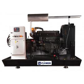 Генератор KJ Power 5KJА 175 | 124/140 кВт (Турция)