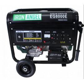 Генератор IRON ANGEL EG 8000 E | 7,8 кВт (Нидерланды)