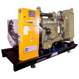 Генератор KJ Power 5KJC 22 | 16/17,6 кВт (Турция)