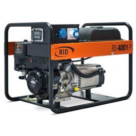Генератор RID RS 4001 P | 3,8/4,2 кВт (Германия)