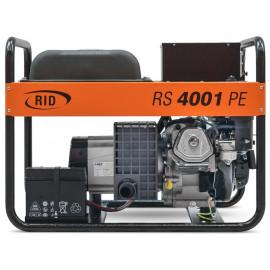 Генератор RID RS 4001 PE | 2,4/2,8 кВт (Германия)