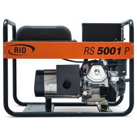 Генератор RID RS 5001 P | 3,3/5 кВт (Германия)