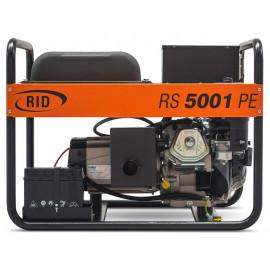 Генератор RID RS 5001PЕ | 4,5/5 кВт (Германия)