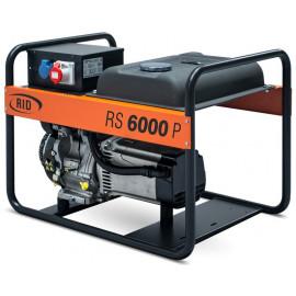 Генератор RID RS 6000P | 3,3/5,5 кВт (Германия)