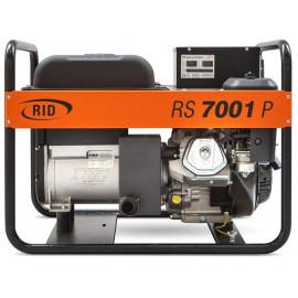 Генератор RID RS 7001 P | 6,4/7 кВт (Германия)