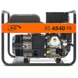 Генератор RID RS 4540PAЕ | 3,5/4,5 кВт (Германия)