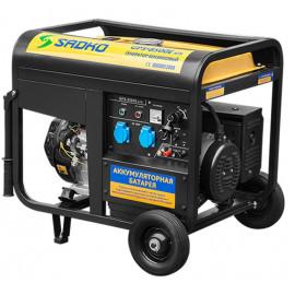 Генератор Sadko GPS-8500E ATS | 7/7,5 кВт (Словения)