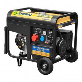 Генератор Sadko GPS-8500ЕF | 7/7,5 кВт (Словения)