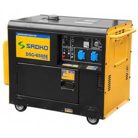 Генератор Sadko DSG-6500Е | 5,5/6 кВт (Словения)