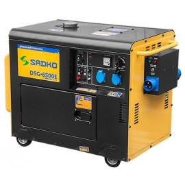 Генератор Sadko DSG-6500Е ATS | 5,5/6 кВт (Словения)