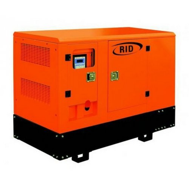 Генератор RID 30 S-SERIES | 24/26,4 кВт (Германия)
