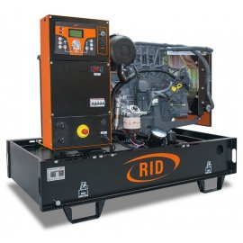 Генератор RID 250 V-SERIES   200/216 кВт (Німеччина)