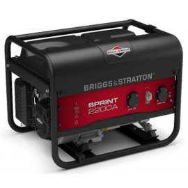 Генератор Briggs & Stratton Sprint 2200A | 1,7/2,1 кВт (США)