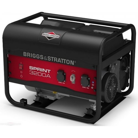Генератор Briggs & Stratton Sprint 3200A   2,5/3,2 кВт (США)